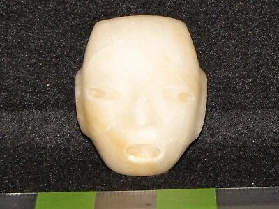 Pre Columbian, Teotihuacan, Stone Mask, Early Classic 300 600 A.D.