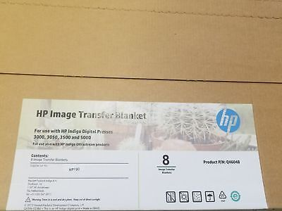 HP 8 Image Transfer Blankets for HP Indigo 3000 3050 3500 5000 Q4604B