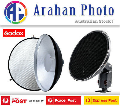 Godox Witstro Beauty Dish + Honeycomb Grid for AD180,AD360/360II