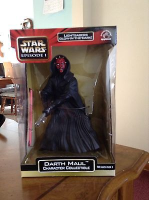 Star Wars Darth Maul Collectible Figure from Episode 1