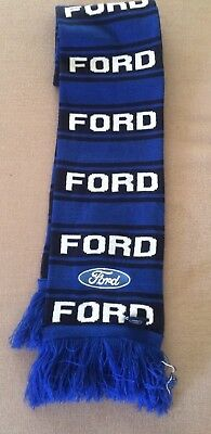 Ford Motorsport Scarf As New