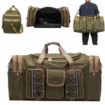 Oxford Carry On Sports Gym Shoulder Bag Travel Luggage Duffle Training Tote US