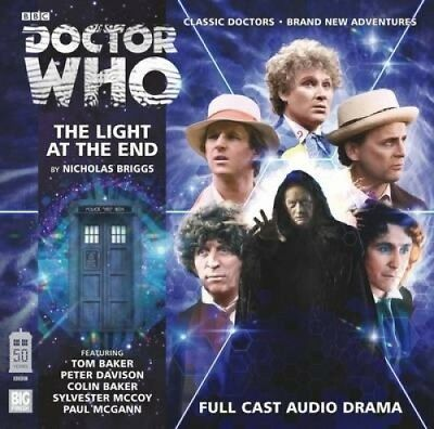 The Light at the End (Doctor Who) [Audio] by Nicholas Briggs.