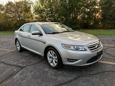 2012 Ford Taurus AWD SEL 2012 Ford Taurus AWD *LOADED* LOW MILES!! *NO RESERVE**