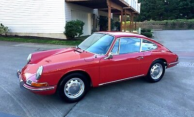 1967 Porsche 912 2dr coupe 1967 Porsche 912 Coupe 5-Speed True Survivor Two Owner Vehicle SUPER RARE!