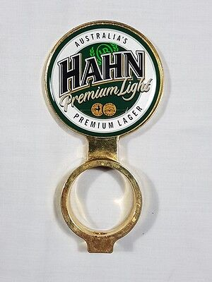 Hahn Premium Light Beer Tap Handle Top
