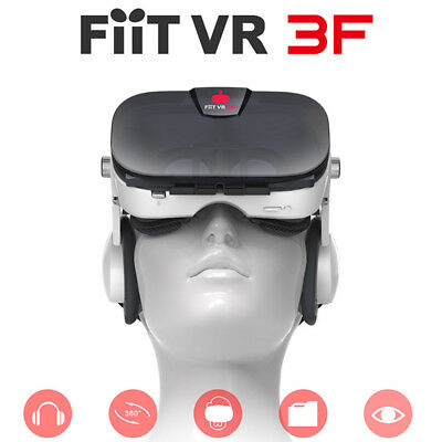 3D Glasses Virtual Reality Headset FIIT VR 2S Movie Game Glasses for IOS Android