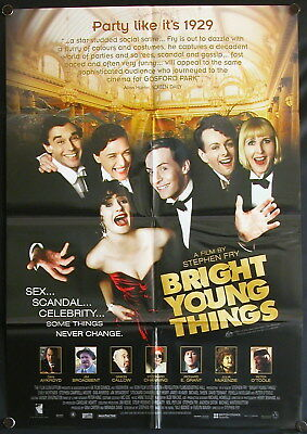 Bright Young Things (2003) Australian One Sheet