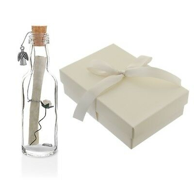 Will You Be My Guide Parent Gift | Personalised Message in a Bottle + GIFT BOX