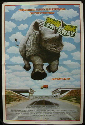 Honky Tonk Freeway (1981) US One Sheet