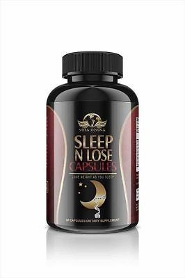 Sleep n Lose, Te Divina Vida Divina For Weight Management, Fat burn,  Slimming