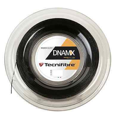 Tecnifibre DNAMX 1.20mm - Black - Squash String - Reel - 200m - Free UK P&P
