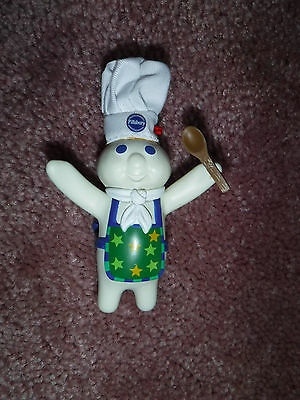 """Designers Collection """"Pillsbury Doughboy with spoon""""   Ornament *VERY RARE*"""