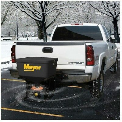 Meyer 240 lb. 2 in. Receiver Hitch Mounted Tailgate Spreader