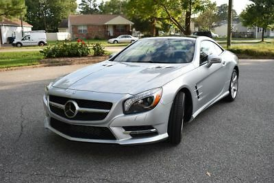2013 Mercedes-Benz SL-Class SL 550 2013 Certified Pre-Owned Mercedes-Benz SL550