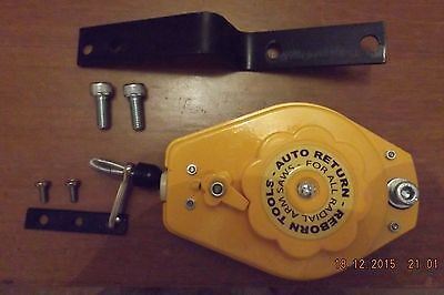 For All Radial Arm.saws Auto Pull Back, No Brake Needed   On Offer@ £40.00