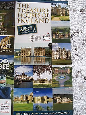 2 For 1 Entry Ticket For Treasure Houses England Leeds Castle Woburn Abbey