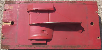 Vintage Marine Housing Unit Wood & Metal Foundry Casting Matchplate Pattern Mold