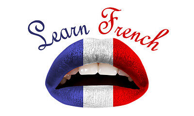 Learn French - Spoken Language Course - 10 Books + 110 Hrs Audio Mp3 All On Dvd