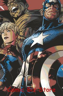 Marvel Legacy #1 1St Print Quesada Lenticular Variant Cover It All Starts Here