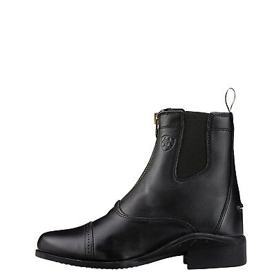 Ariat Heritage III Zip Short Leather Riding Boots