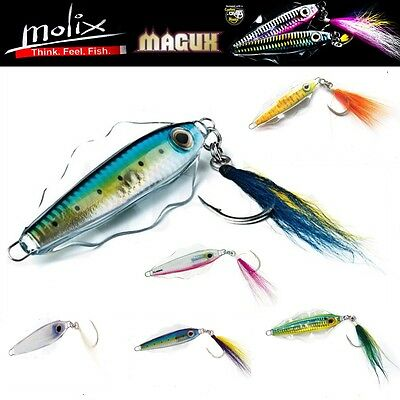 Molix Topwater Skipping Lure Magux 35