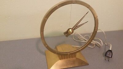 jefferson golden hour mystery clock for parts not working