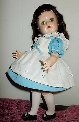 Vintage Ideal Toni Doll 1950,s 15 Inch