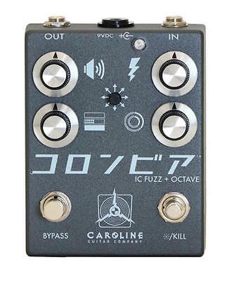 Caroline Guitar Company Shigeharu Fuzz - Authorized Dealer! Brand New!
