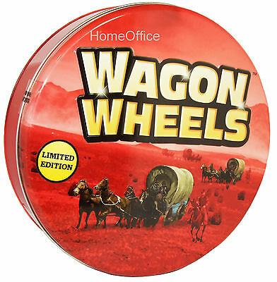 Tin Of Wagon Wheels 10 Biscuits