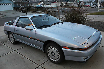 1987 Toyota Supra  1987 Toyota Supra Turbo 3.0 liter, automatic, A/C, all power accessories