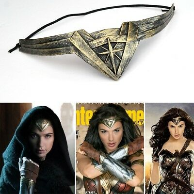 Cosplay Wonder Woman Headband, Kids and Adult