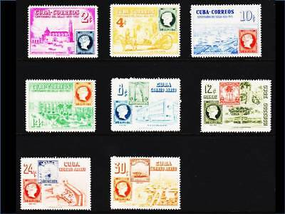 Spanish Caribbean 1955 The First  Postage. MM