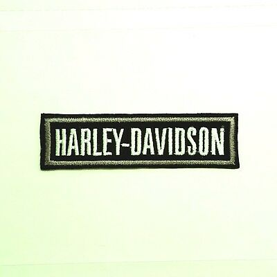 SMALL Harley Davidson BADGE Patch