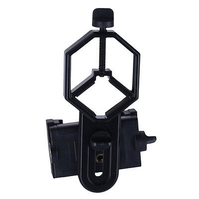 Universal Cell Phone Adapter Mount - Compatible with Binocular Monocular Eyeskey