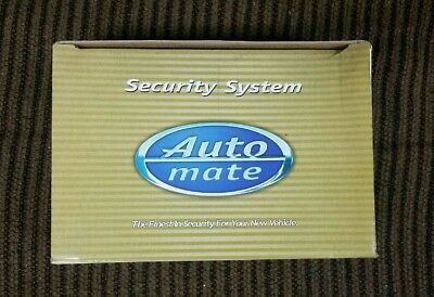 New Automate Am1 Auto Truck Suv Security System Upgrade
