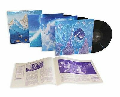 Various - I Am The Center Triple Vinyl Box Set Private Issue New Age Music New