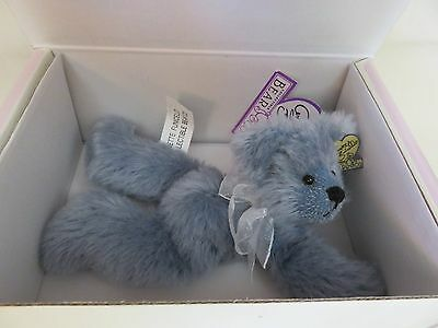 "Annette Funicello Bear ""Bluebeary Blitz"" - Mohair Limited Edition 3000"