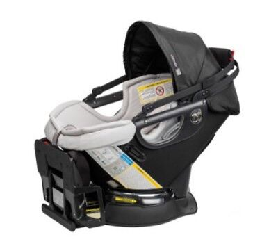 Orbit Baby G3 Black/Slate Infant Car Seat, NIB, Sold Out, Fast Shipping,Exp 2022