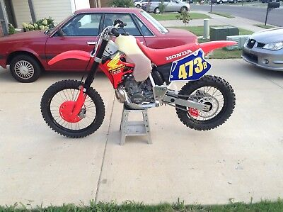 1994 Honda CR  1994 CR 250 IMS WIDE RATIO ENDURO PROJECT JUST FEATURED ON DIRTBIKE MAGAZINE