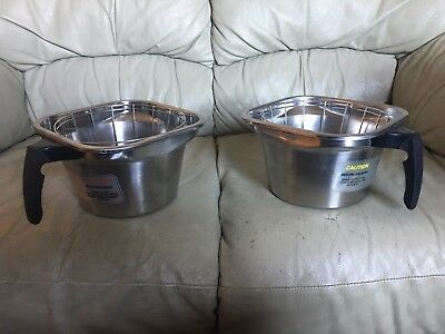 Complete Fetco Brew Basket Assembly Part #  B001280B1