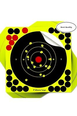 "JSB 8"" Splatter Targets pack of 30"
