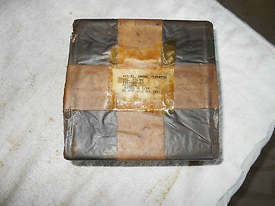 WW2 US M-1 garand rifle parts buttstock cleaning kit bore brush NOS .30 cal 2 ea