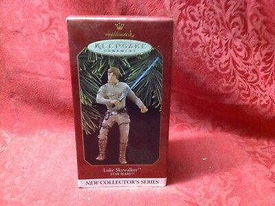 Hallmark Luke Skywalker Starwars Ornament QXI5484 1997