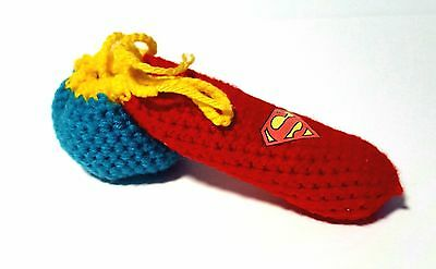 Superman Willy Warmer/Peter Heater/Cock Sock