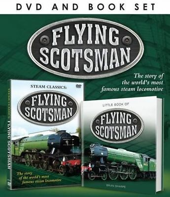 Flying Scotsman: A History: DVD and Book Gift Set