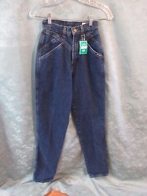 VTG 90's Rockies Western Jeans Size 27 / 5 NWT Original Classic Relaxed