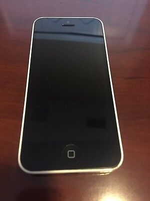 Apple iPhone 5c - 16GB - White (AT&T) Smartphone