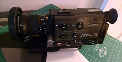 Canon 1014 XL-S Super 8 with original box Made in Japan
