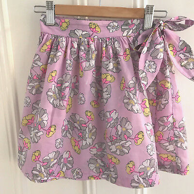 Girls Country Road adjustable Wrap Skirt, size 7 (fits 6-7)